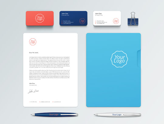 23 free sets of branding/identity mockup templates (psd) to, Powerpoint templates