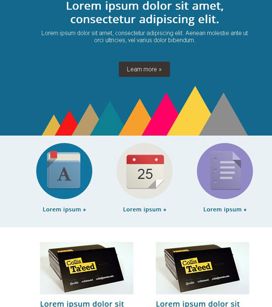 20 Best Flat Style Responsive Email Templates | Designbeep: designbeep.com/2013/11/21/20-best-flat-style-responsive-email...