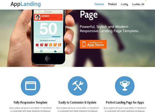 Download Page Template. 15 free coming soon page template download ...