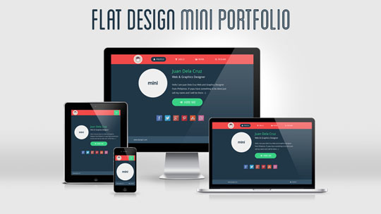 100 Absolutely Free Responsive HTML5/CSS3 Website Templates | Designbeep