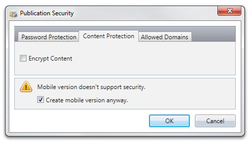 content-protection