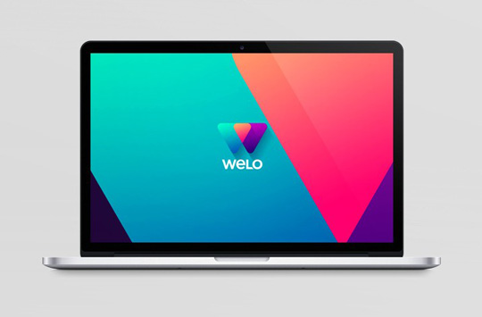 Visual Identity and Branding Series  Welo Mobile Network _7