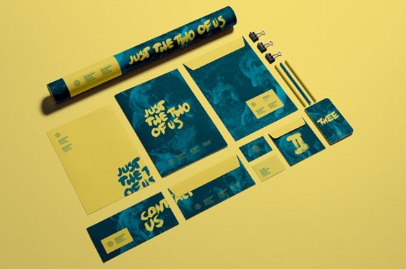 3.Visual Identity and Branding Series  Twee Branding