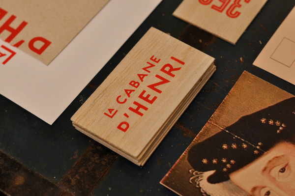 4.Visual Identity and Branding Series  La cabane d'Henri