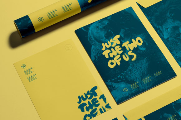 6.Visual Identity and Branding Series  Twee Branding