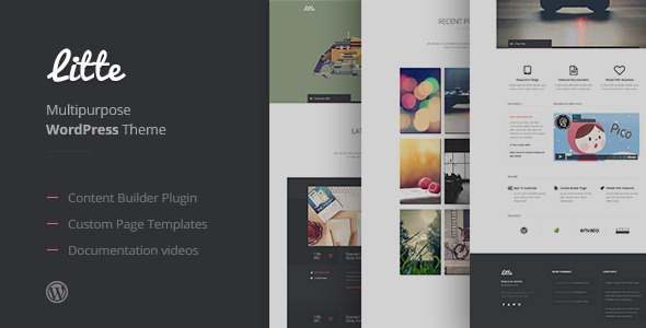 Clean Fully Responsive Multipurpose Theme