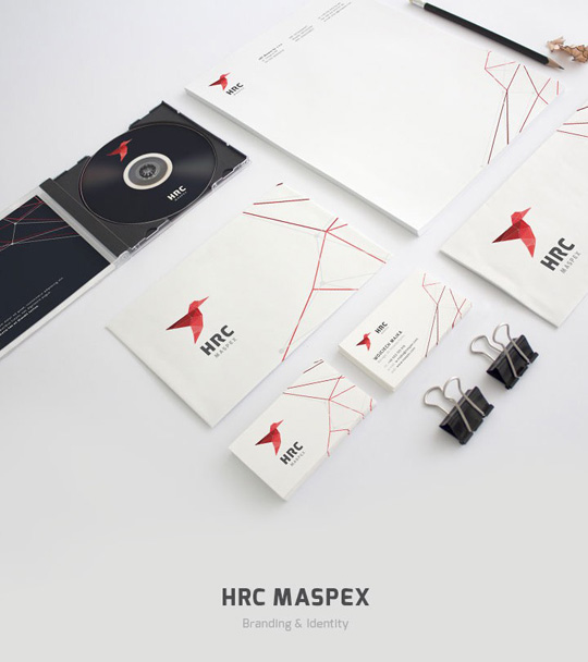 Visual Identity and Branding Series  HRC Maspex_1