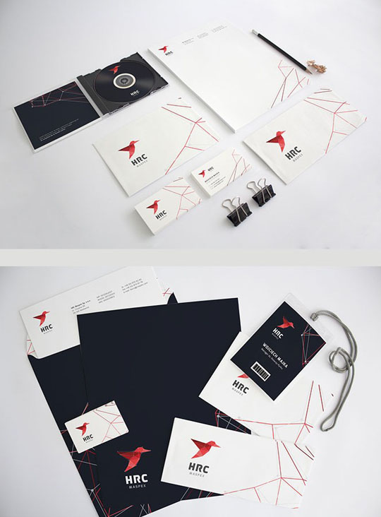 Visual Identity and Branding Series  HRC Maspex_11