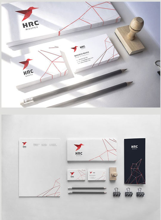 Visual Identity and Branding Series  HRC Maspex_12