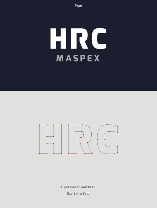 Visual Identity and Branding Series  HRC Maspex_3