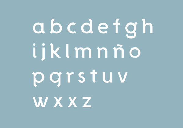 Free Font Of The Day  De La Fuente