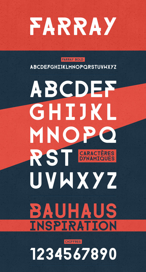 Free Font Of The Day  Farray