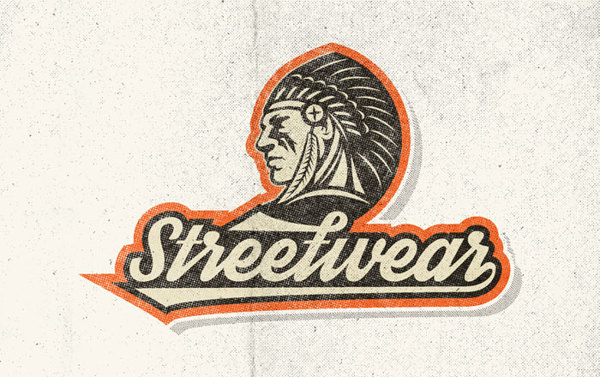 1.Free Font Of The Day  Streetwear