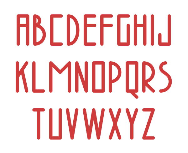 2.Free Font Of The Day  AC Brodie