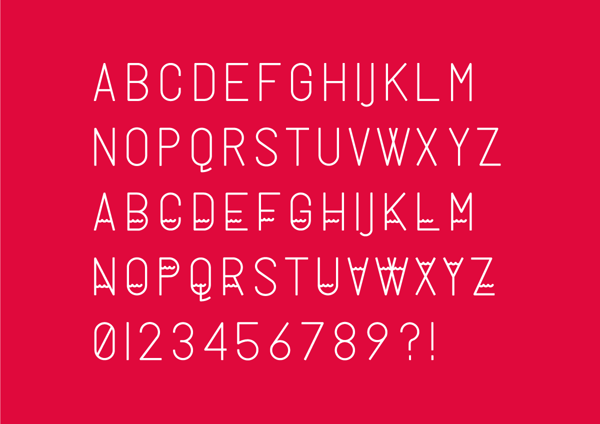 2.Free Font Of The Day  Milano