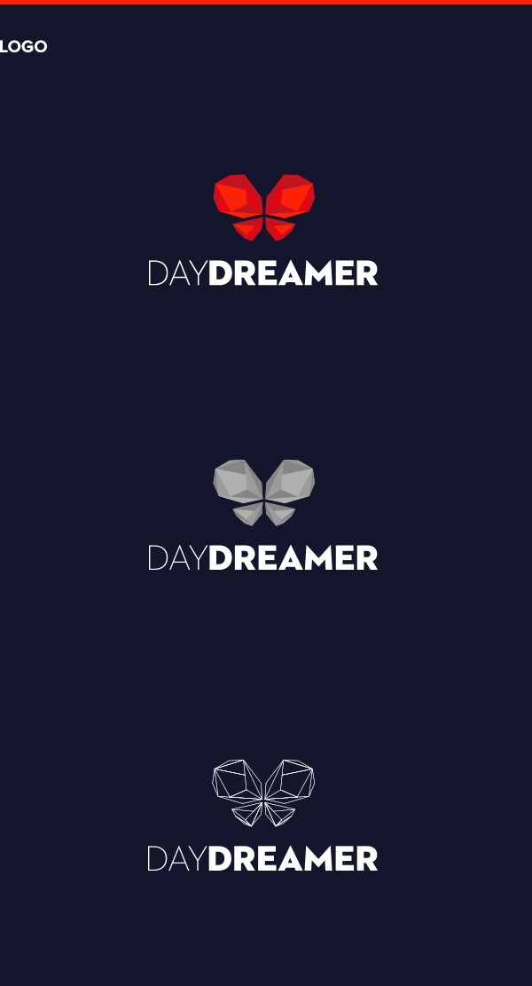 3.Visual Identity and Branding Series  Daydreamer