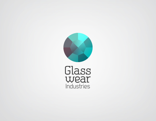 3.Visual Identity and Branding Series  Glasswear Industries