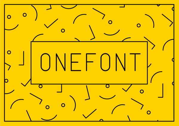 4.Free Font Of The Day  Milano