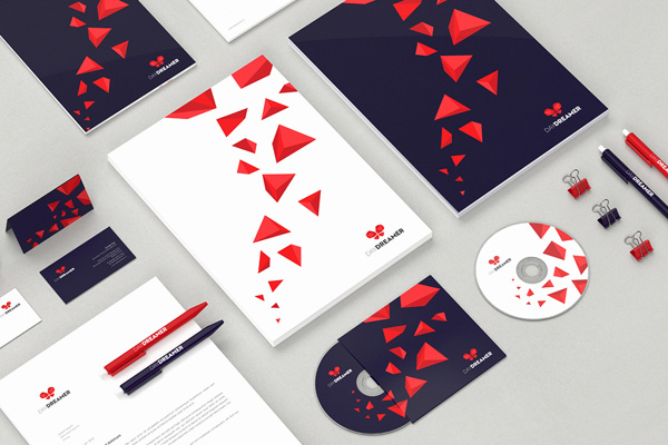 4.Visual Identity and Branding Series  Daydreamer