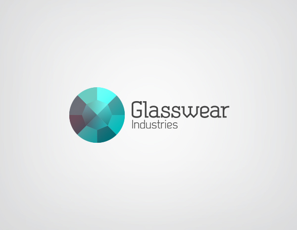 4.Visual Identity and Branding Series  Glasswear Industries