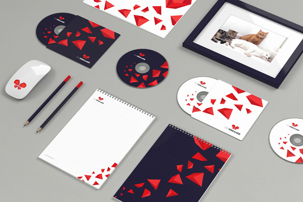 5.Visual Identity and Branding Series  Daydreamer