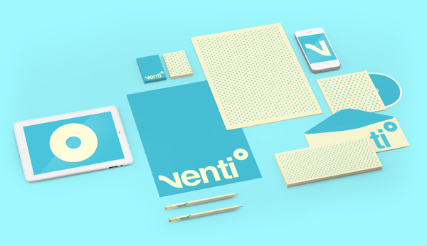 7.Visual Identity and Branding Series  Italian Industrial Design Studio