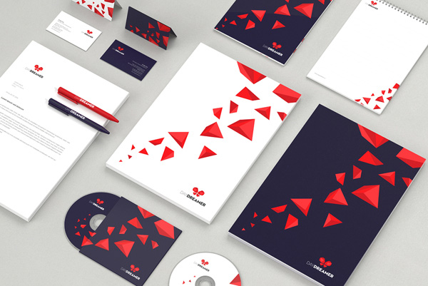 8.Visual Identity and Branding Series  Daydreamer