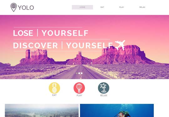 10.wix website templates
