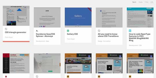 2.free resources for designers and developers