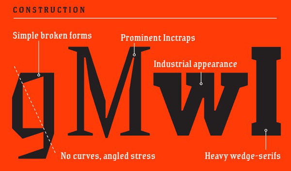 3.Free Font Of The Day  Hammerhead