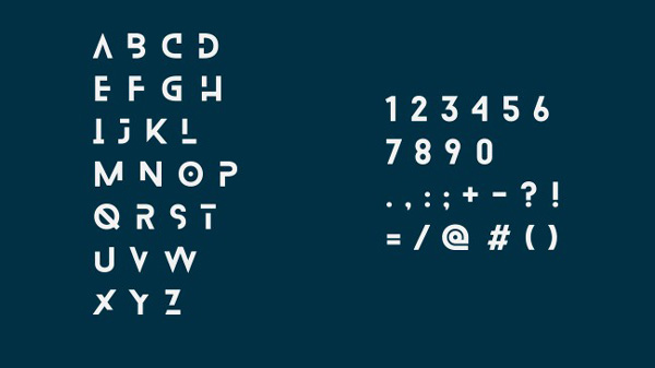 4.Free Font Of The Day  Blanka