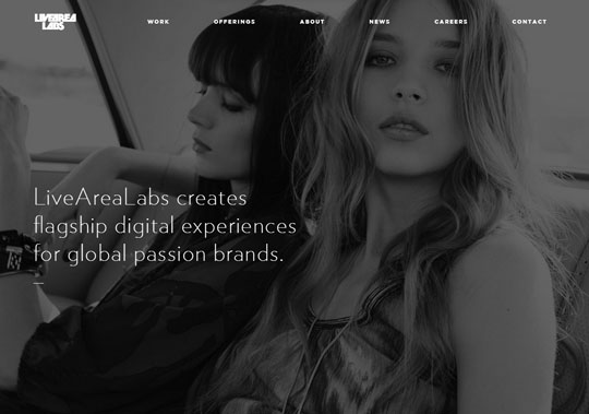 4.web design inspiration