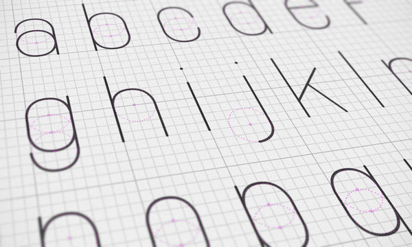 6.Free Font Of The Day  Infinity