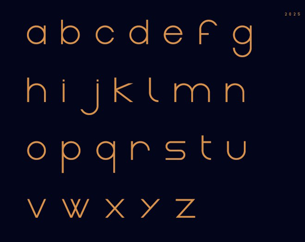 2.Free Font Of The Day  Gasalt