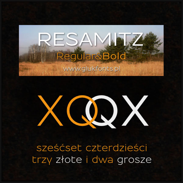 3.Free Font Of The Day  Resamitz