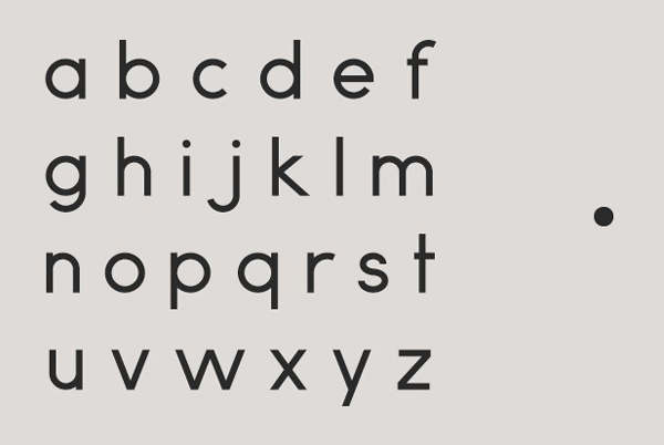 4.Free Font Of The Day  Anke