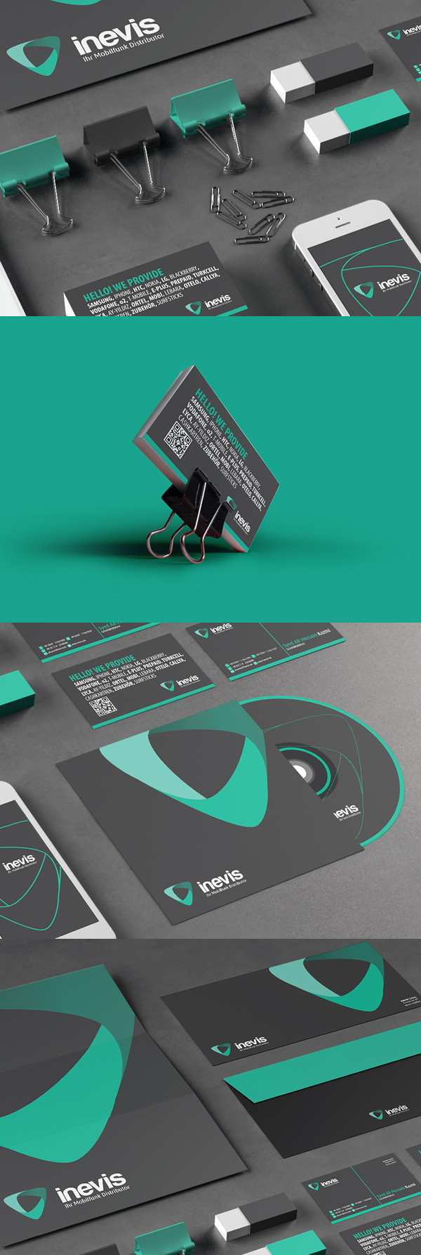 2.Visual Identity and Branding Series  inevis