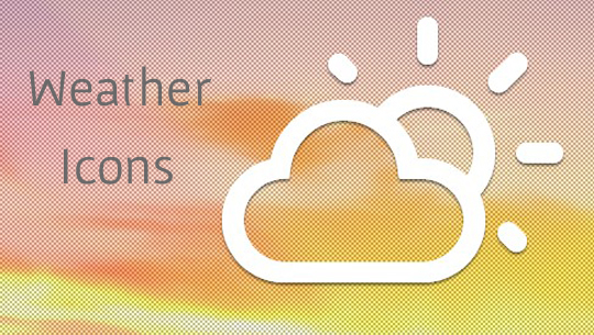 weather-icons