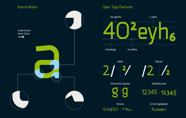 1.Free Font Of The Day  Neiga