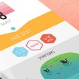 1.Mobile App Design Inspiration – Period Tracker