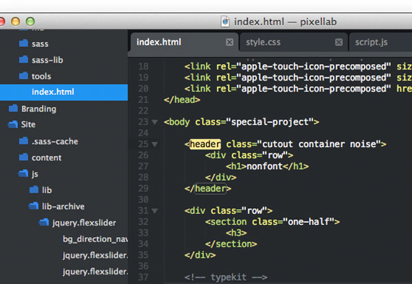 1.sublime text themes