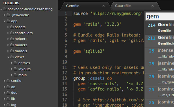 14.sublime text themes