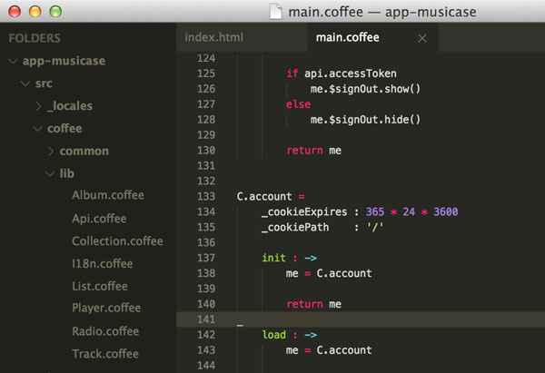 18.sublime text themes