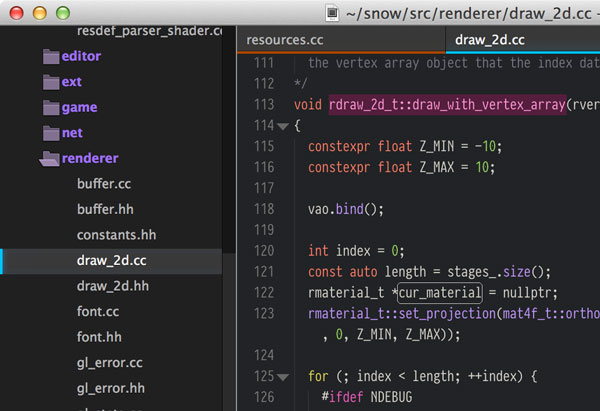 19.sublime text themes