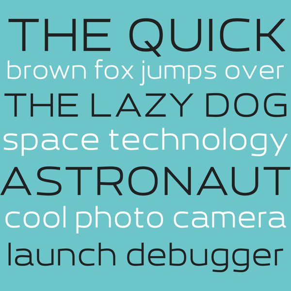 2.Free Font Of The Day  Esqadero