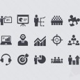 2.free business icon set