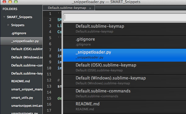 20.sublime text themes