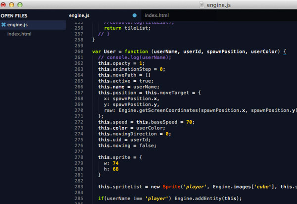 21.sublime text themes