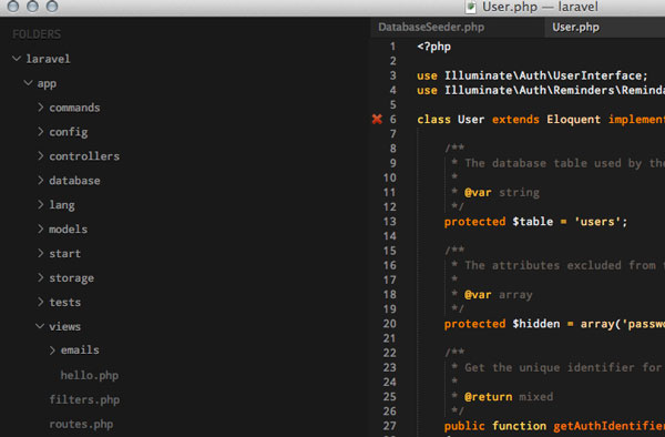 23.sublime text themes