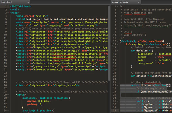 24.sublime text themes
